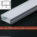 Het LEIDENE P/N 4120 Profiel van het Aluminium. het Profiel van de Lijn van de Macht van 11mm