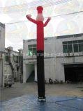 Mini homem inflável da dança do dançarino do ar do céu