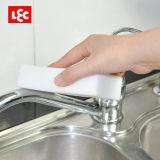 Spugna pulita per uso della cucina, spugna magica della melammina