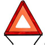 E-MARK를 가진 비상사태 차 도로 경고 삼각형