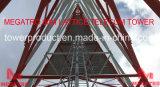 Megatro 60m de scada-Telecommunicatie van het Rooster Systeem Tower