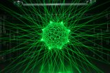 luce laser di animazione di 2W RGB