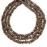 自然な淡水の緩い真珠の繊維