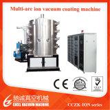 De kleurrijke Machine van de VacuümDeklaag van de Fles PVD van het Glas van het Parfum, Apparatuur