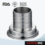 Accouplement en ferrure hygiénique en acier inoxydable (JN-FL1004)