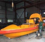 Bote de salvamento rápido del SOLAS (FRB) con el pescante para 6 personas