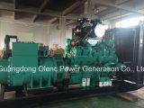 generatore di potere 1MW con il motore diesel di Cummins