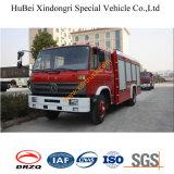 6ton Dongfeng EQ1108kj 145 de Vrachtwagen Euro3 van de Brand van het Schuim