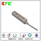 conector magnético 3pin con el cable