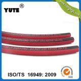 """Yute Marke 3/8 """" EPDM roter Gummiluft-Hochdruckschlauch"""