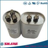 알루미늄 쉘 에어 컨디셔너 Cbb65 축전기