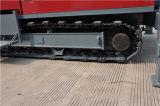 Gemakkelijk stel de Installatie van de Boring van de Put van het Water Opgezet op Vrachtwagen in werking