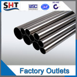 tubo sin soldadura del acero inoxidable 304/316L/310S/201