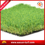 Tappeto erboso sintetico di alta qualità che modific il terrenoare l'erba artificiale del giardino dell'erba