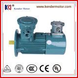 Motor ininflamable del mecanismo impulsor variable de la frecuencia Yvbp-80m1-4 con precio de fábrica