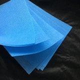 Tela não tecida azul de Spunlace para o humidificador
