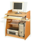 Het houten Bureau van de Computer/Laptop Bureau in Bureau