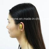 Mini anillo verdadero sin hilos invisible de Bluetooth V4.1 - ruido sano de los auriculares de Earbuds que cancela el receptor de cabeza de Inear