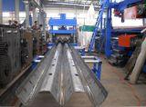 Stahlholm-Kanal-Rolle, die Maschine für Bahnleitschiene-Maschine bildet