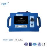 Detetor Multi-Function portátil da água subterrânea de instrumento de medição Pqwt-S500, 500m