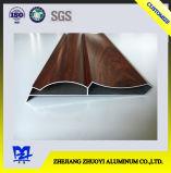 Profils en aluminium extérieurs en bois