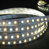 4000k 일 백색 3 줄 SMD3528 LED 리본 지구