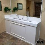 Тазик шкафа ванной комнаты встречной верхней части Kingkonree мраморный (B1705181)
