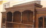 居間の大きい木製の家具TVのキャビネット(GSP15-004)