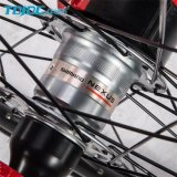 bicicleta del camino del mecanismo impulsor de eje de Precion de la bici de la aleación de aluminio 700c alta