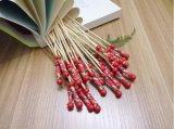 格好良いバーベキューのツールのタケ焼串か棒または一突き(BC-BS1044)