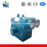 motore a corrente alternata Trifase ad alta tensione di raffreddamento Air-Air di serie di 6kv/10kv Ykk Ykk5602-10-450kw