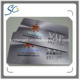 Kundenspezifische private Laserdruck-Geschäfts-Plastikkarte
