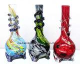 """12 """" weiches Glas-rauchende Wasser-Rohr-Wasser-funktionellpfeifen"""