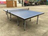 Tableau Double-Se pliant de ping-pong (TE-08)
