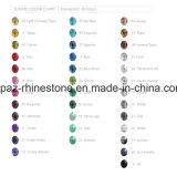 Rhinestone de acrílico de la parte posterior plana de Taiwán para los accesorios de DIY (18m m FB-Redondos)