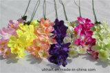 Dekoration-Blume Aritificial Motten-Orchidee blüht gefälschte Blumen