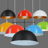 Gaststätte-dekoratives Aluminium, das hängende Lampe im heißen Verkauf hängt