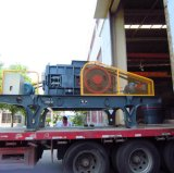 Machine concasseur de roche 5-20tph / Broyeur à rouleaux hydraulique / Équipement de concassage de pierres