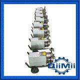 Pompe centrifuge sanitaire à impulsion ouverte, pompe de raccordement Union Ss304