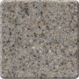 Superficie di pietra costruita del solido della pietra della resina acrilica