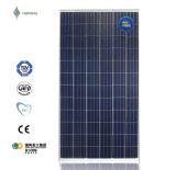 Poly professionnel Manufecturer de cellules de panneau solaire de la haute performance 265W