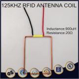 de Magnetische Inductor van de Lucht van de Rol 900uh van de Antenne 125khjz RFID
