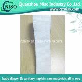 Papel absorbente de la savia disponible para las materias primas de la servilleta sanitaria