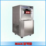 La machine Tk836 au doux font le film publicitaire d'homologation de la CE de crême glacée