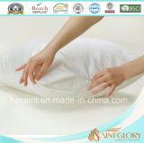 Cassa pura bianca del cuscino del cotone della protezione popolare del cuscino