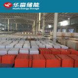 bateria de armazenamento selada livre da manutenção 2V300ah para a central eléctrica