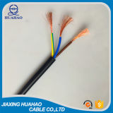 гибкий кабель оболочки PVC проводника 2X4.0mm2 CCA