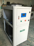refrigerador de agua refrescado aire 29kw en la calefacción de inducción