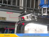 el tanque de mezcla superior del ala 1500liter con la agitación del marco