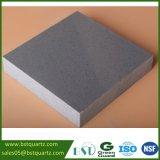 カウンタートップのための灰色の固体表面の水晶石